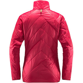 Haglöfs L.I.M Barrier Jacket Women hibiscus red